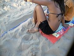 f342495 (DolceaiPiedi) Tags: feet girl foot candid barefoot piedi ragazze amatorial amatoriali