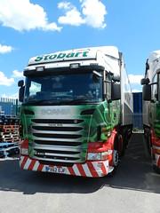 PX62DJF H8292 Eddie Stobart Scania 'Lauren Kelly' (graham19492000) Tags: eddie scania stobart eddiestobart laurenkelly px62djf h8292