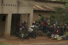 Meeting in Rwanda