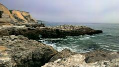 I Spy a Portal (John 3000) Tags: ocean california sea sky beach nature water rock pacific natureza arches cliffs marincounty pointreyes nationalseashore sculpturedbeach