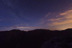Where I live (ari-) Tags: longexposure nightphotography nature norway stars norge nikon release fisheye shutter 10mm d7000