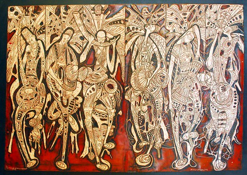 MUSICAL EMBELLISHMENT  by MOSES UNOKWAH