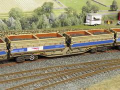 DAPOL MRA WAGON X5 SET (37686) Tags: set wagon x5 mra dapol