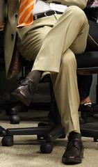 S.H.E.E.R. S.O.C.K.S. (ZITTO & GUARDA) Tags: sexy men socks mature calcetines loafers suited sheersocks blacksheersocks