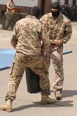 IMG_5275 (sbretzke) Tags: army uniform zb bundeswehr closecombat nahkampf 20140615