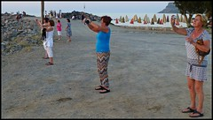 Greece - Crete - Sisi (abudulla.saheem (visiting the Near East)) Tags: lumix fotograf photographer kreta panasonic greece crete mole griechenland sisi sissi breakwater kriti     abudullasaheem  dmctz31