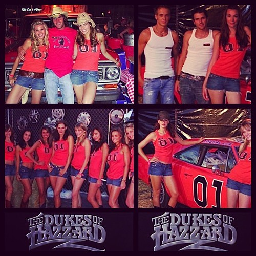Our first #tbt and we are goin waaay back! 2005 Dukes of Hazzard premiere party with @event_eleven! #events #eventlife #staffing #dukesofhazzard #hazzardcounty #cowboys #thegenerallee #kennyrogers #models #bartenders #servers #eventstaff #eventeleven #200