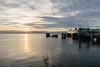 _DSC3135 (marilynwe) Tags: 2016 edmonds washington ferrylanding kingston sunrise water ferry