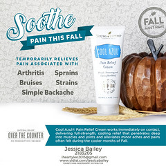 02-Cool Azul Pain Relief Cream (Jessica Bailey YLEO) Tags: yleo essential oils young living autumn fall recipes wellness oil oily mom body system support cool azul pain relief cream