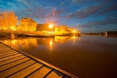 Selkirk Park (Nilo Manalo) Tags: dsc03633 selkirk eastselkirk manitoba canada bluehour bulb longexposure
