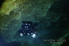 IMG_6910 (2) (SantaFeSandy) Tags: ballroom diving divers derek covington rebreather can cavern cave canon camera catfish sandrakosterphotography sandrakosterphotographycom sandykoster sandy sandra santafesandysandrakosterphotographycom sandrakoster swimmers scuba springs colors caves