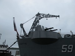 """USS Massachusetts BB-59 3 • <a style=""""font-size:0.8em;"""" href=""""http://www.flickr.com/photos/81723459@N04/29814997433/"""" target=""""_blank"""">View on Flickr</a>"""