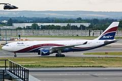 Arik Air Airbus A330 5N-JIC (Sam Pedley) Tags: a330 arikair airbus a332 5njic airbusa330 heathrow lhr egll airport josephoftheholyfamily