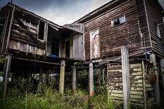 No one lives here any more. 296/366 (jenniferdudley) Tags: oldhouse urban urbanexploration urbex abandonedplaces abandoned mynikonlife nikkorlens nikkor2470mm nikkor fullframe nikond750 nikonphotography nikon 22oct16 day296366 photoaday 366the2016edition 3662016