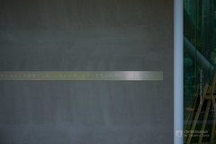 Plate of Okayama University, Junko Fukutake Hall (Junko Fukutake Hall) (christinayan01) Tags: architecture building perspective hall japan sanaa sejima kazuyo nishizawa ryue roof