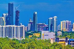 View of downtown Miami, Florida, USA / The Magic City (Jorge Marco Molina) Tags: miami florida usa cityscape urban downtown skyscraper centralbusinessdistrict sunshinestate miamidadecounty cosmopolitan metro metropolitan metropolis density tower commercialproperty realestate southeastflorida southflorida bluesky