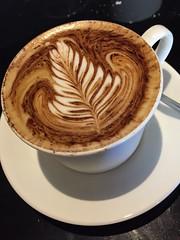 Prettiest coffee ever