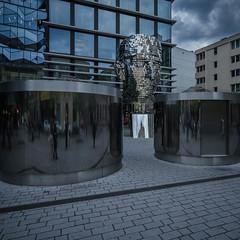 metalmorphosis II (>>nicole>>) Tags: czechrepublic davidčerný franzkafka kafkastatue metalmorphosis novéměsto prag pragerneustadt prague praha quadrio sculpture skulptur sochakafka statue tschechien