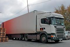 Scania G440   708  116 (RUS) (zauralec) Tags: kurgan street radionova shopping center sail   scania g440  708  116 rus