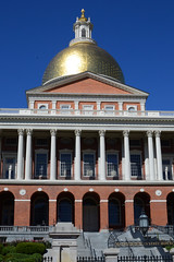 Massachusetts State House, Boston (Ian E. Abbott) Tags: massachusettsstatehouse newstatehouse boston massachusetts