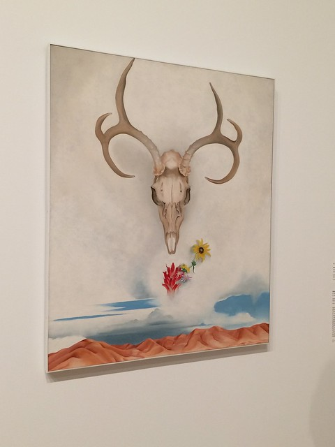 The indelible Georgia O'Keeffe