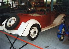 Delage D6-60 Roadster (1937) (andreboeni) Tags: car automobile cars automobiles voitures autos automobili classique voiture retro auto oldtimer delage citroen traction avant cabriolet roadster convertible cabrio classic d6 60 d660 spider