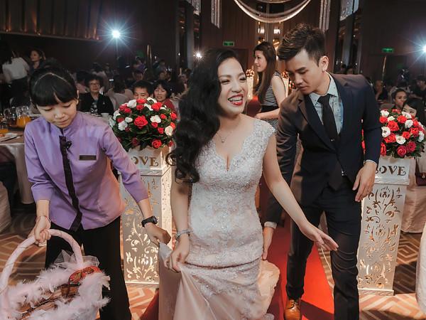 台南婚攝 香格里拉遠東國際大飯店 國際廳041