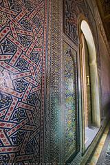 Magnificent zellij mosaics (T   J ) Tags: morocco rabat fujifilm xt1 teeje fujinon1024mmf4