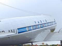DC-3 (Gaspar Corrêa) Tags: varig airplane avião expirience dc3 ppanu pp anu douglinhas douglas boulevard laçador