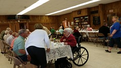 Fall Dinner at the Nora Lutheran Church