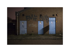 prins (ha*voc) Tags: canon6d canon35mmf2is urban urbanfragments night dark haarlem