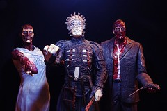 What`s your Pleasure ...? Hellraiser (Herr Nergal) Tags: toys movie hellraiser scary creepy horror table top close up film splatter villains cenobite
