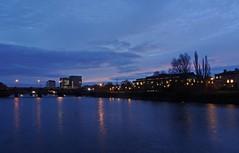 AM (Bricheno) Tags: sunrise glasgow river clyde riverclyde reflections bridge bricheno scotland escocia schottland cosse scozia esccia szkocja scoia