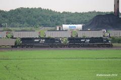 dpus 8155 6790 (waltersrails) Tags: emd ge trains train railraod ns erie reading heritage