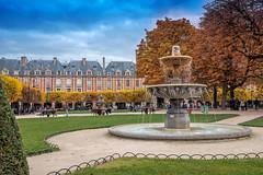 Shutterstock_Paris_Place des Vosges (Context Travel) Tags: paris licenserestricted shutterstock