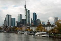 Frankfurt am Main, Germany (rmk2112rmk) Tags: frankfurt germany rivermain main river city