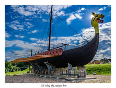 the viking longboat hugin ramsgate by David Copeland .jpg1 (davidcopeland) Tags: longboat viking ship ramsgate by david copeland jpeg1
