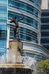 La diana Casadora 201 (L Urquiza) Tags: la diana cazadora paseo de reforma mexico ciudad city escultura estatua sculpture statue