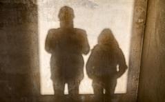 Complementari (tullio dainese) Tags: berlin germany tullio silvana famiglia ombre ombra shadows shadow