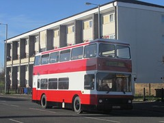 MP Travel K573RRH Queens Rd, Manchester on 56A (1) (1280x960) (dearingbuspix) Tags: eastyorkshire eyms 573 preserved k573rrh manchesterchristmascracker manchesterchristmascracker2016 mptravel museumoftransportgreatermanchester museumoftransport