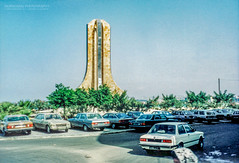 Monuments of Tyre (Normann Photography) Tags: 1992 fntjeneste forsvaret kontigent29 lebanon libanon peacecorps sour tyre unservice unifil unitednations unitednationsinterimforceinlebanon market peacekeepers kawkaba nabatiyehgovernorate lb