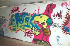 EPSC (Ruhrgebiets Farben) Tags: graffiti 2002 hall fame schrenkamp tunnel gladbeck