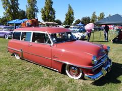 1954 Plymouth Belevedere (bballchico) Tags: 1954 plymouth belvedere stationwagon grantragsdale billetproof billetproofantioch carshow 1950s