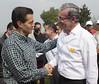 Interconexión Segundo Piso a la Caseta Tlalpan (Mi foto con el Presidente MX) Tags: interconexión segundo piso caseta tlalpan enriquepeñanieto epn ciudaddeméxico