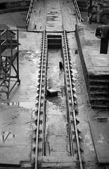 Swanage Railway - Santa Special 2016 (Ben71824_) Tags: swanage swanagerailway santa special christmas railwayline railway railwaybridge rail train track trees tree trains 31806 30053 manston 34070