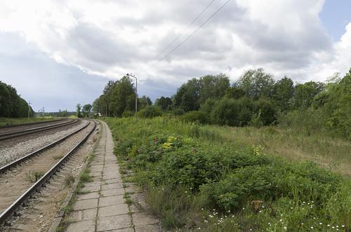 Stirnienes dzelzceļa stacija, 17.08.2014.