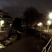 Night Over The River Neckar