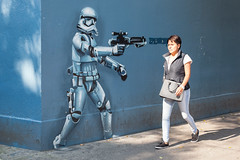 Star Wars, The Streets, Mexico City (Geraint Rowland Photography) Tags: starwars mexico stormtrooper thestreets mexicocity streetart graffiti art starwarsart starwarsstreetart canon colourfulart contessa streetphotographymexicogeraintrowland geraintrowlandphotography blue candid travel condesa