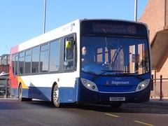 King's Lynn (Andrew Stopford) Tags: gx10hby adl enviro300 stagecoach kingslynn