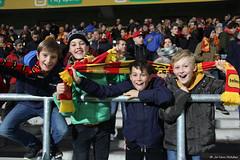 IMG_7133 (KV Mechelen) Tags: kvmechelen standardluik sfeer supporters afasstadion afas telenet